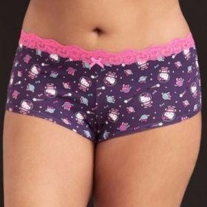 TORRID cheeky panty Hello Kitty Space pants size 5